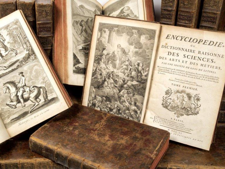 Les encyclopédistes du 18è s. sur le Pays basque : plutôt succinct !
